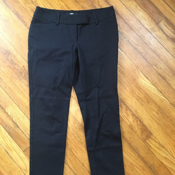 Mossimo Supply Co Pants Mossimo By Target Black Stretch Dress